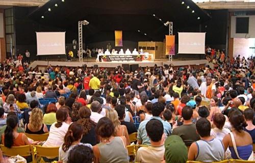 Mesa de convergência FSM2005