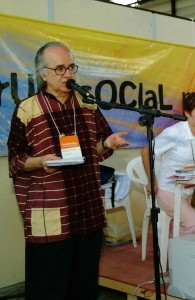 O sociólogo português Boaventura de Sousa Santos   Foto: Repositório FSM
