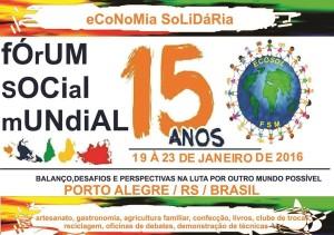 A feira de economia solidária será realizada no território do Fórum: Parque da Redenção, Assembléia Legislativa do RS e Câmara Municipal de POA.