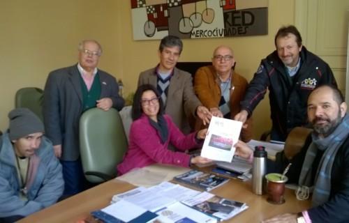 Reunião com  a Prefeitura de Porto Alegre